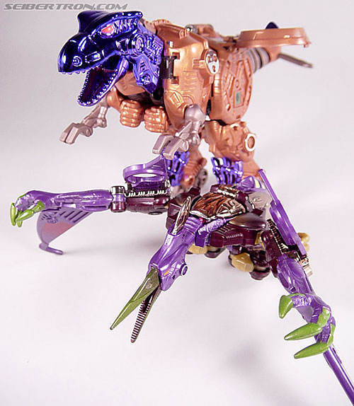 Transformers Beast Wars Metals Terrorsaur (Image #38 of 94)