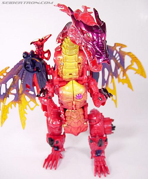 Transformers Beast Wars Metals Megatron (Dragon Megatron) (Image #1 of 80)