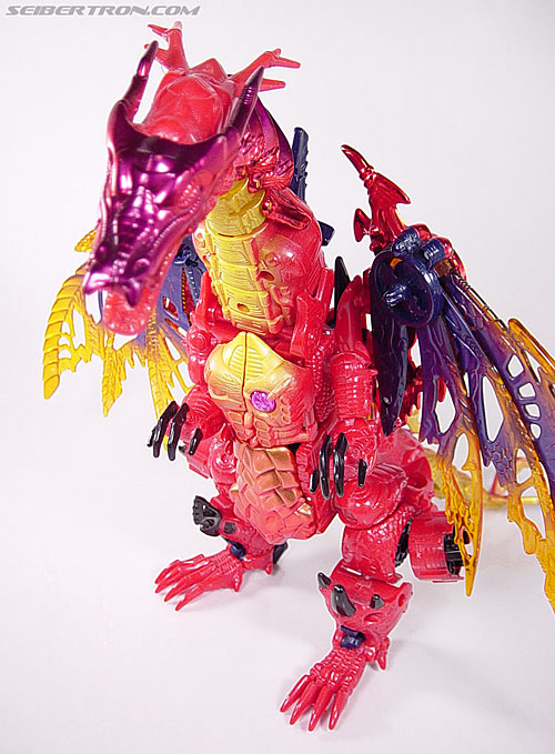 Transformers Beast Wars Metals Megatron (Dragon Megatron) (Image #13 of 80)