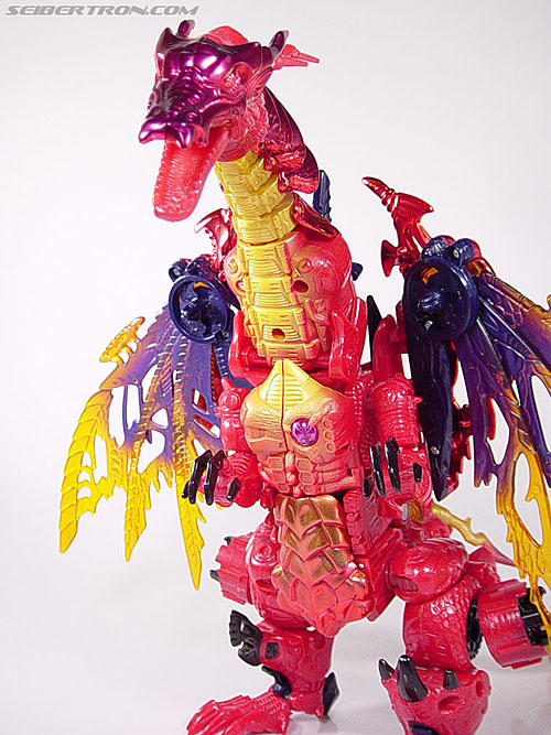 Transformers Beast Wars Metals Megatron (Dragon Megatron) (Image #14 of 80)
