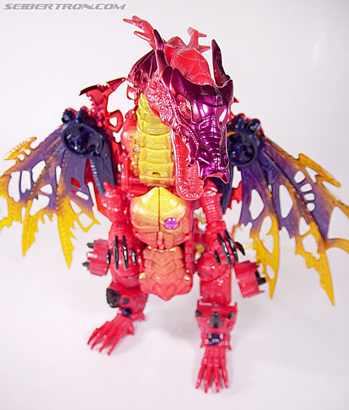Transformers Beast Wars Metals Megatron (Dragon Megatron) (Image #15 of 80)