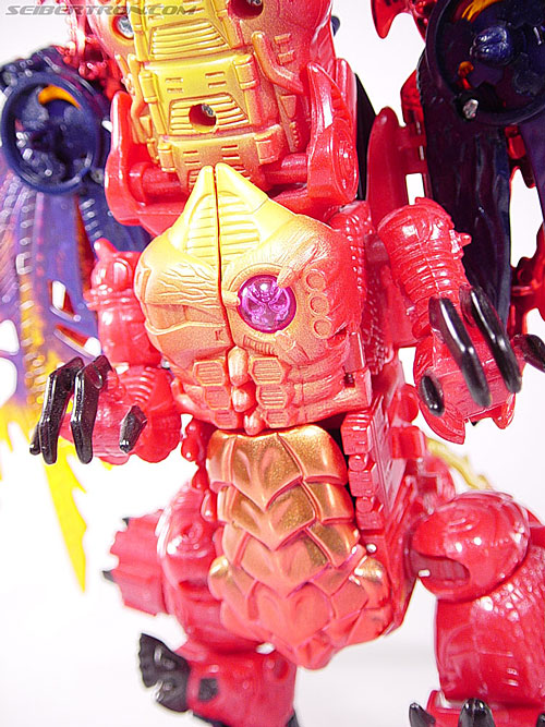 Transformers Beast Wars Metals Megatron (Dragon Megatron) (Image #17 of 80)