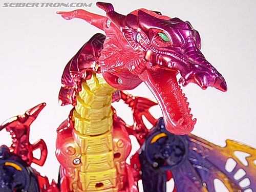 Transformers Beast Wars Metals Megatron (Dragon Megatron) (Image #20 of 80)
