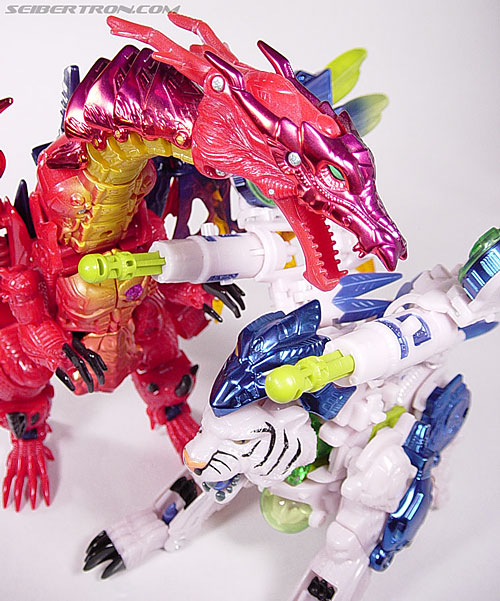 Transformers Beast Wars Metals Megatron (Dragon Megatron) (Image #21 of 80)