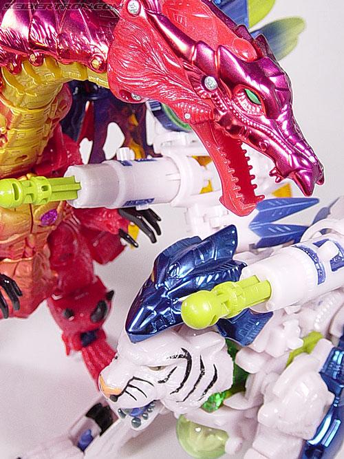 Transformers Beast Wars Metals Megatron (Dragon Megatron) (Image #22 of 80)