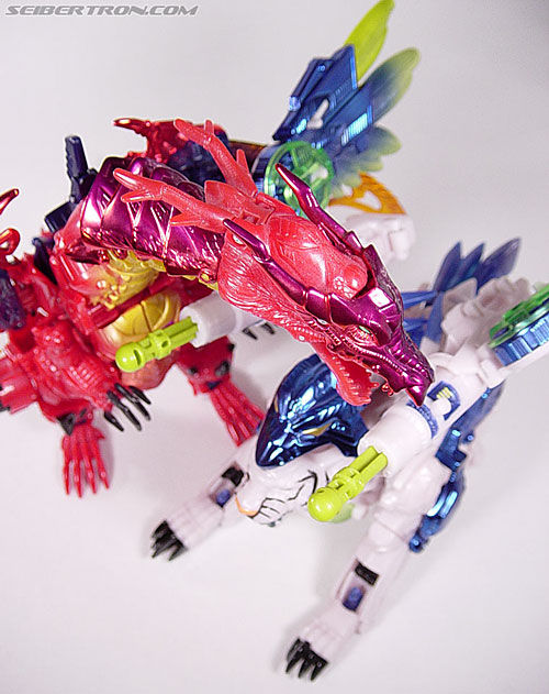 Transformers Beast Wars Metals Megatron (Dragon Megatron) (Image #23 of 80)
