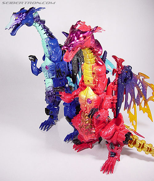 Transformers Beast Wars Metals Megatron (Dragon Megatron) (Image #24 of 80)