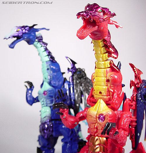 Transformers Beast Wars Metals Megatron (Dragon Megatron) (Image #25 of 80)
