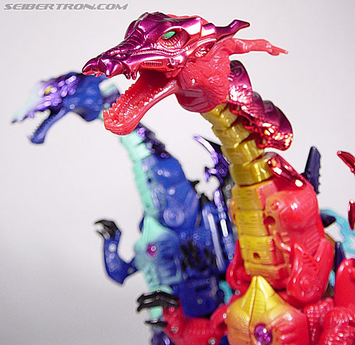 Transformers Beast Wars Metals Megatron (Dragon Megatron) (Image #26 of 80)