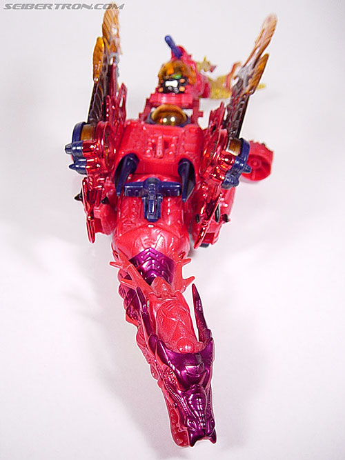 Transformers Beast Wars Metals Megatron (Dragon Megatron) (Image #28 of 80)
