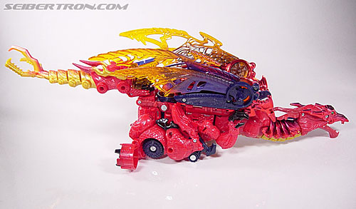 Transformers Beast Wars Metals Megatron (Dragon Megatron) (Image #30 of 80)