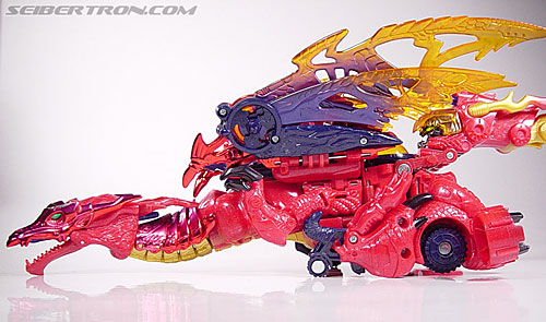 Transformers Beast Wars Metals Megatron (Dragon Megatron) (Image #36 of 80)