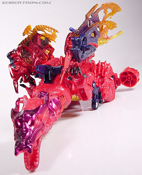 Transformers Beast Wars Metals Megatron (Dragon Megatron) (Image #38 of 80)