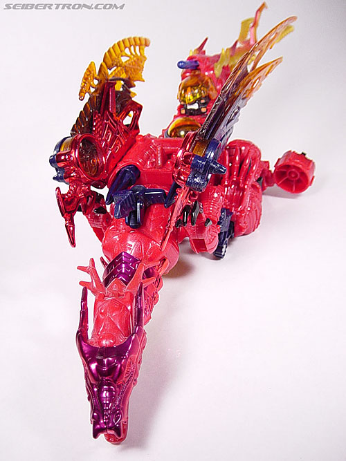 Transformers Beast Wars Metals Megatron (Dragon Megatron) (Image #39 of 80)