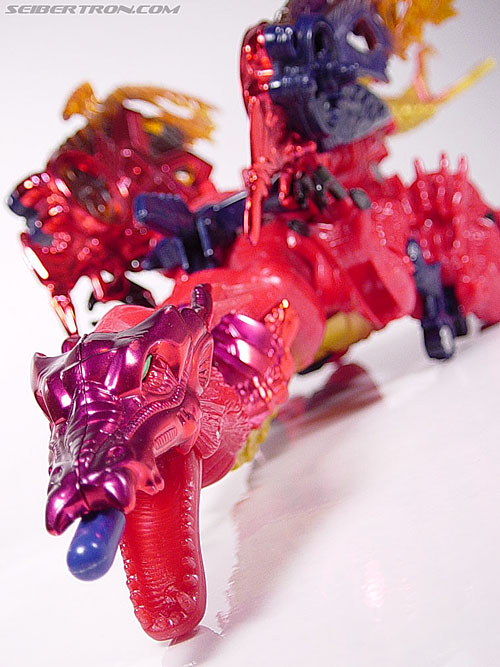 Transformers Beast Wars Metals Megatron (Dragon Megatron) (Image #40 of 80)