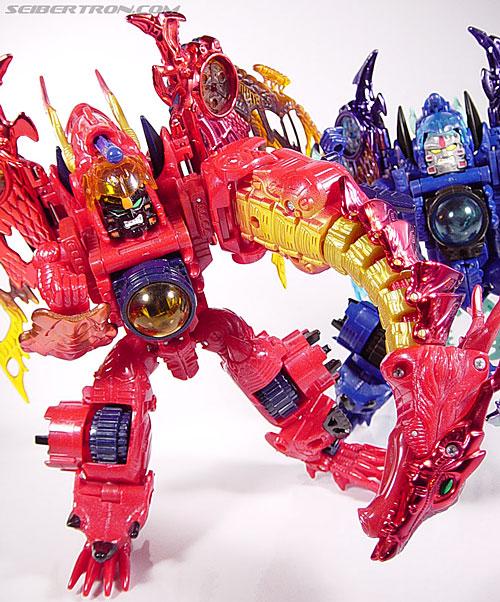 Transformers Beast Wars Metals Megatron (Dragon Megatron) (Image #79 of 80)