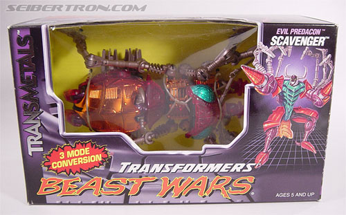 Transformers Beast Wars Metals Scavenger (Inferno) (Image #1 of 107)