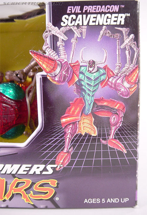 Transformers Beast Wars Metals Scavenger (Inferno) (Image #3 of 107)
