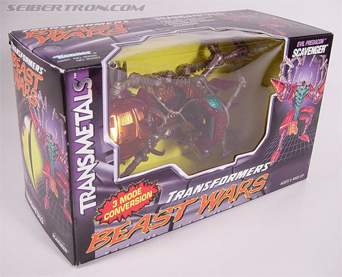 Transformers Beast Wars Metals Scavenger (Inferno) (Image #5 of 107)