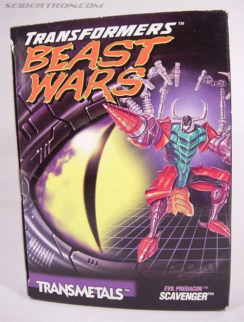 Transformers Beast Wars Metals Scavenger (Inferno) (Image #6 of 107)