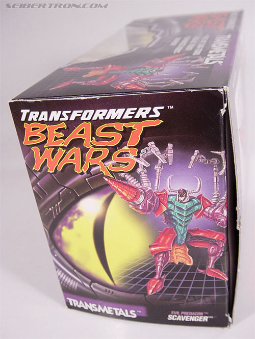 Transformers Beast Wars Metals Scavenger (Inferno) (Image #10 of 107)