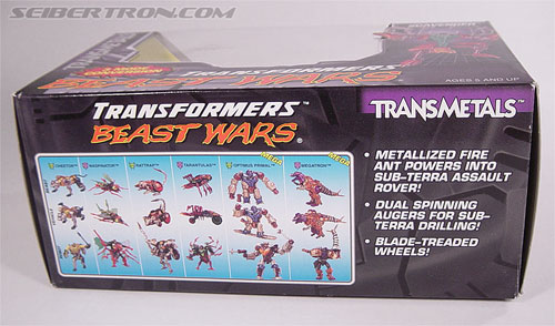 Transformers Beast Wars Metals Scavenger (Inferno) (Image #12 of 107)