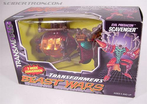 Transformers Beast Wars Metals Scavenger (Inferno) (Image #14 of 107)