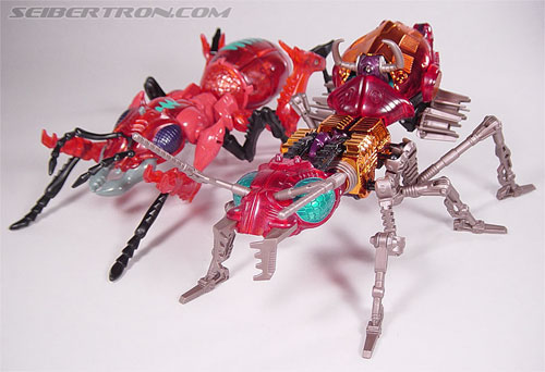 Transformers Beast Wars Metals Scavenger (Inferno) (Image #15 of 107)