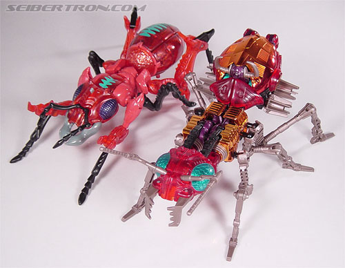 Transformers Beast Wars Metals Scavenger (Inferno) (Image #18 of 107)