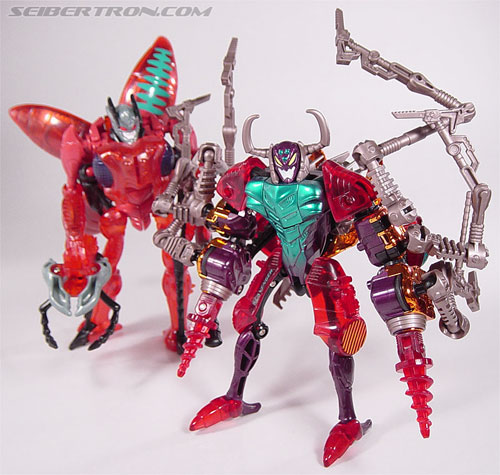 Transformers Beast Wars Metals Scavenger (Inferno) (Image #19 of 107)
