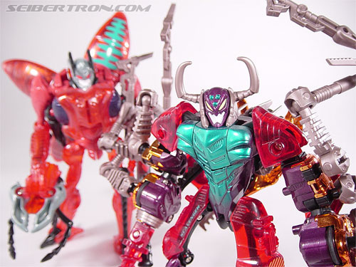 Transformers Beast Wars Metals Scavenger (Inferno) (Image #20 of 107)