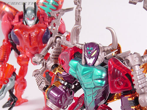 Transformers Beast Wars Metals Scavenger (Inferno) (Image #23 of 107)