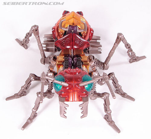 Transformers Beast Wars Metals Scavenger (Inferno) (Image #26 of 107)