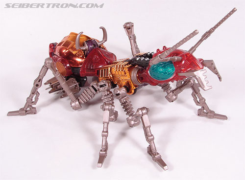Transformers Beast Wars Metals Scavenger (Inferno) (Image #29 of 107)