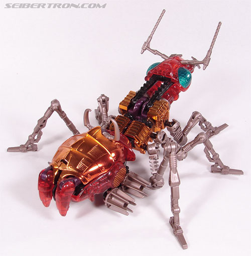 Transformers Beast Wars Metals Scavenger (Inferno) (Image #31 of 107)