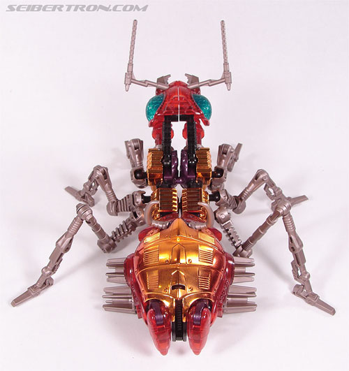 Transformers Beast Wars Metals Scavenger (Inferno) (Image #32 of 107)