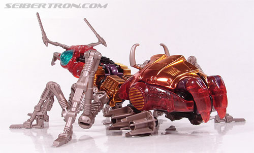 Transformers Beast Wars Metals Scavenger (Inferno) (Image #33 of 107)