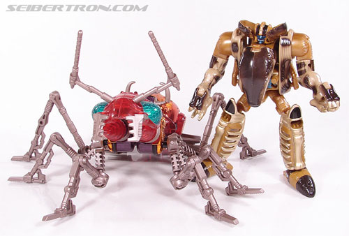 Transformers Beast Wars Metals Scavenger (Inferno) (Image #41 of 107)
