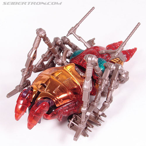 Transformers Beast Wars Metals Scavenger (Inferno) (Image #50 of 107)