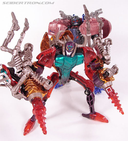 Transformers Beast Wars Metals Scavenger (Inferno) (Image #106 of 107)