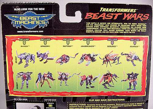 Transformers Beast Wars Metals Tripredacus Agent (Image #6 of 81)