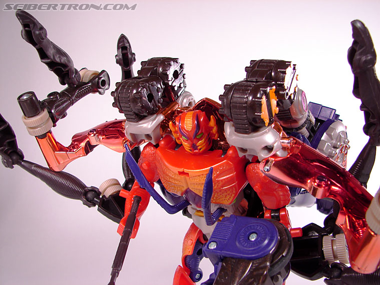 Transformers Beast Wars Metals Rampage Toy Gallery Image 128 Of 163