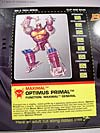 Beast Wars Metals Optimus Primal - Image #7 of 92