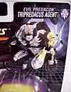 Beast Wars Metals Tripredacus Agent - Image #11 of 81