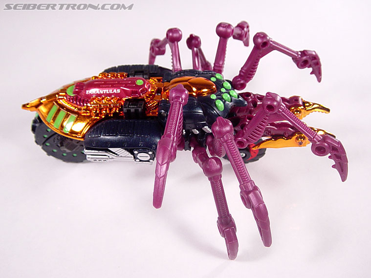 Transformers Beast Wars Metals Tarantulas (Tarans) (Image #20 of 53)