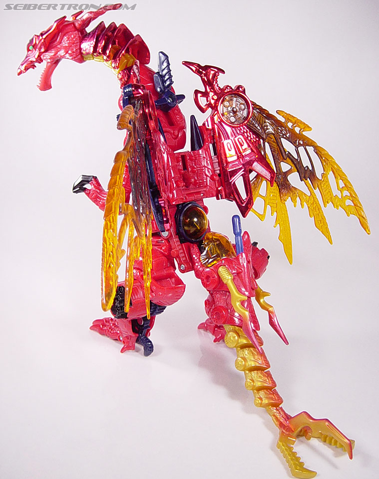 Transformers Beast Wars Metals Megatron (Dragon Megatron) (Image #9 of 80)