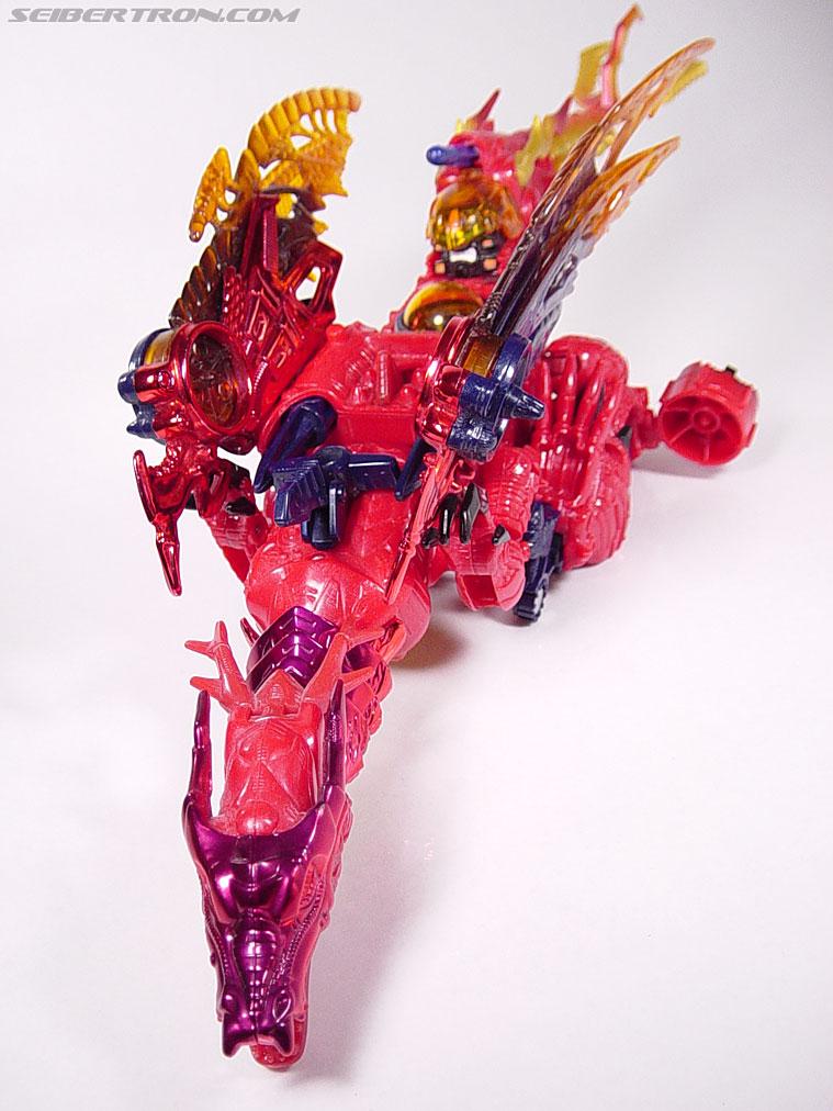 Transformers Beast Wars Metals Megatron (Dragon Megatron) (Image #39 of 80)