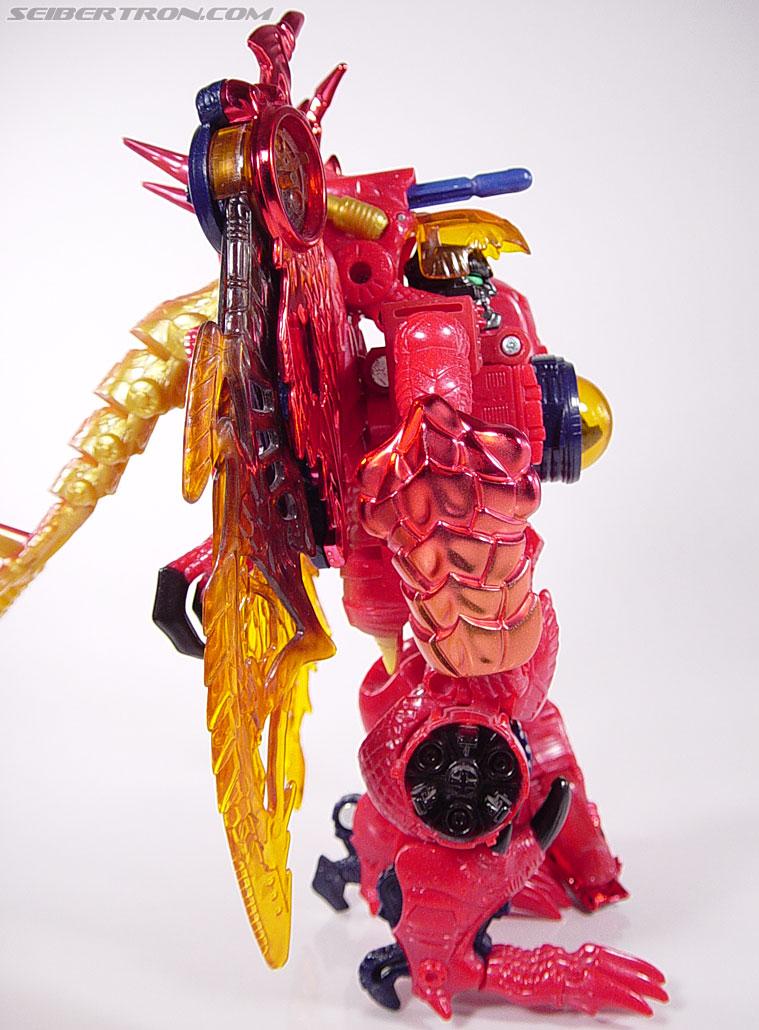 Transformers Beast Wars Metals Megatron (Dragon Megatron) (Image #49 of 80)
