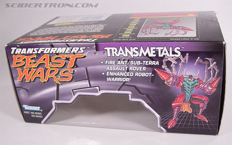 Transformers Beast Wars Metals Scavenger (Inferno) (Image #11 of 107)