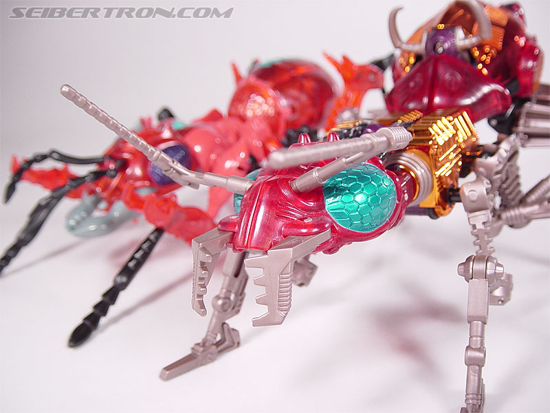 Transformers Beast Wars Metals Scavenger (Inferno) (Image #16 of 107)